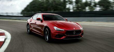 16752 Maserati Ghibli Trofeo