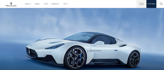 Maserati site